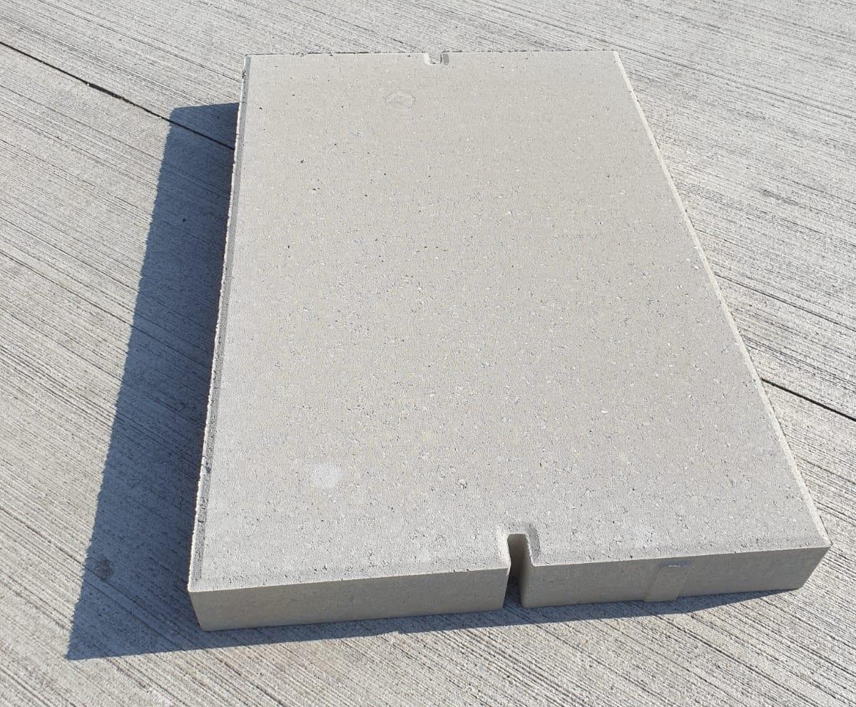 Betonplaten 80x120x12 cm